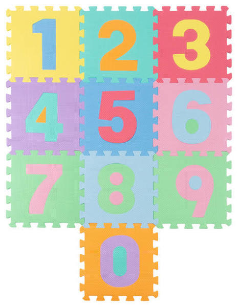 F2.127.3: FOAM NUMBER MAT