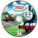 A6.153.1: THOMAS AND FRIENDS S4 DVD
