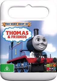 A6.149.1: BEST OF THOMAS AND FRIENDS DVD