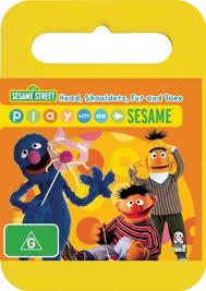 A6.151.1: PLAY WITH ME SESAME STREET DVD