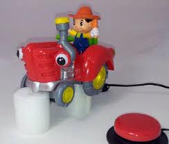 C4.604.5: Bump N Go Musical Tractor