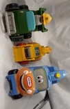 B2.507.1: LITTLE TIKES TRAIN + DUMP TRUCK AND GRADER