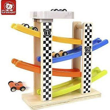 E2.825.4: Zig Zag Car Tower