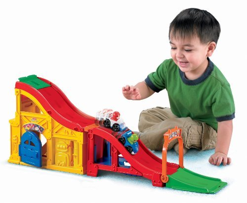 E2.824.2: LITTLE PEOPLE RACING RAMPS