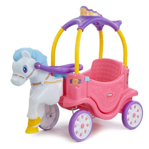 A2.043.10: PRINCESS HORSE AND CARRIAGE COUPE CAR