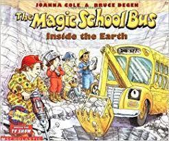 E3.916.1: THE MAGIC SCHOOL BUS BOOK