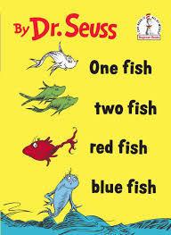E3.908.3: DR SEUSS FISH BOOK