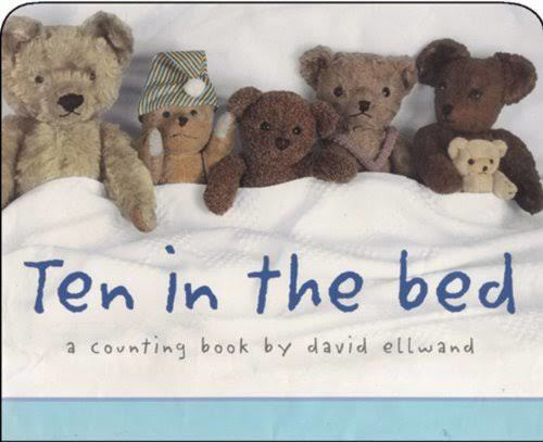 E3.934.1: 10 IN THE BED BOOK
