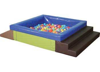 A1.153.3: NEW FOAM BALL PIT