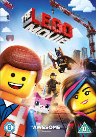 A6.160.1: THE LEGO MOVIE DVD