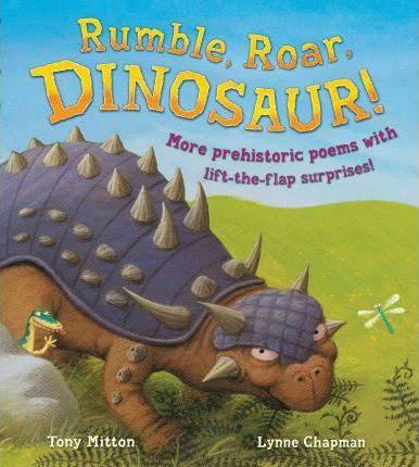 E3.414.1: RUMBLE ROAR DINOSAUR BOOK