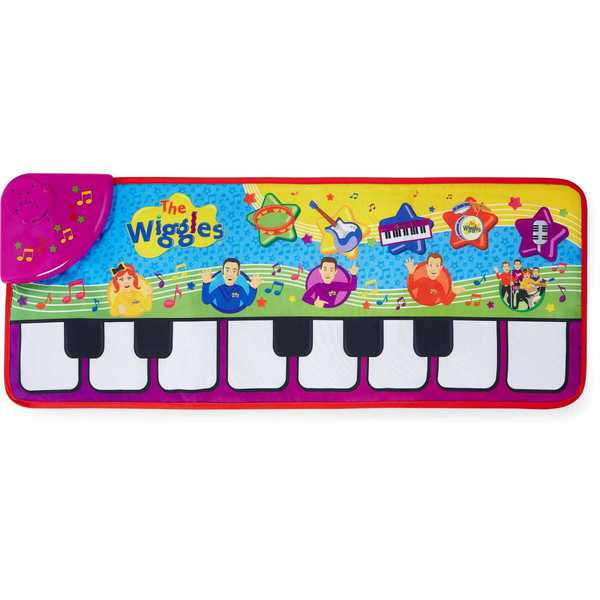 D2.359.2: Wiggles Piano Playmat
