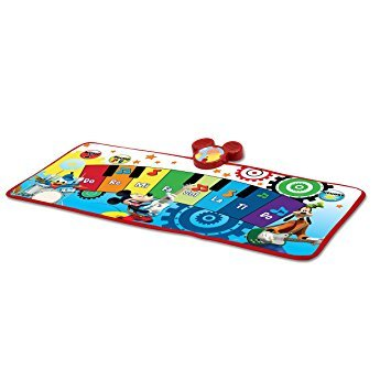 G2.359.4: Mickey Mouse Dance Playmat