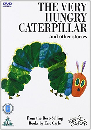 A6.006.1: The Very Hungry Catapiller DVD