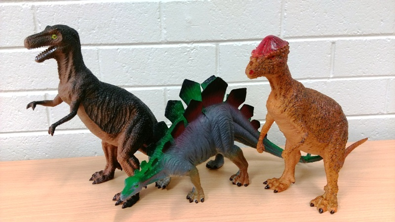 E2.505.2: DINOSAUR MUSEUM COLLECTION