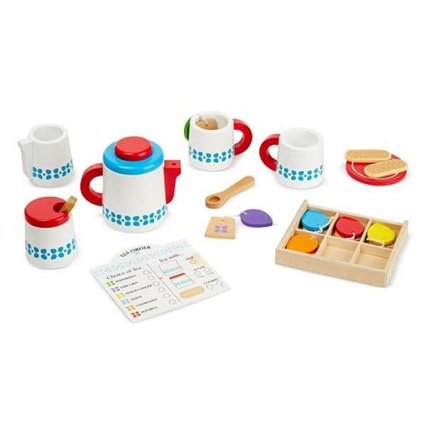 E2.769.2: Steep & Serve Tea Set