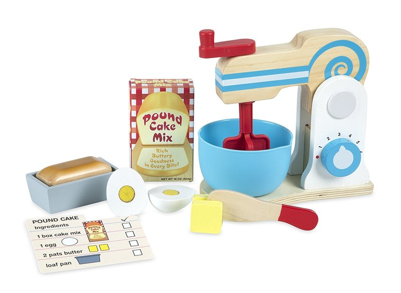 E2.840.2: Make a Cake Mixer Set