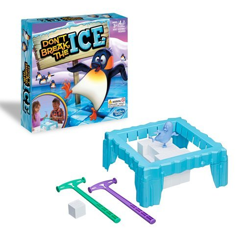 G1.122.2: DONT BREAK THE ICE GAME