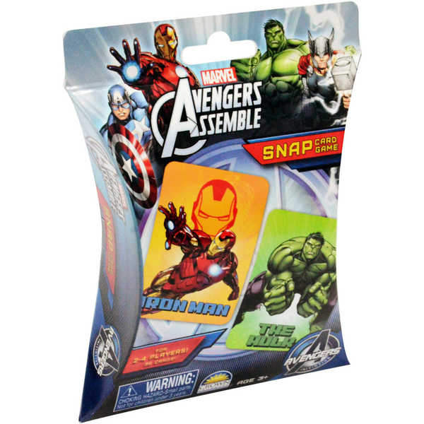 G2.052.2: Avengers Snap, Card Game
