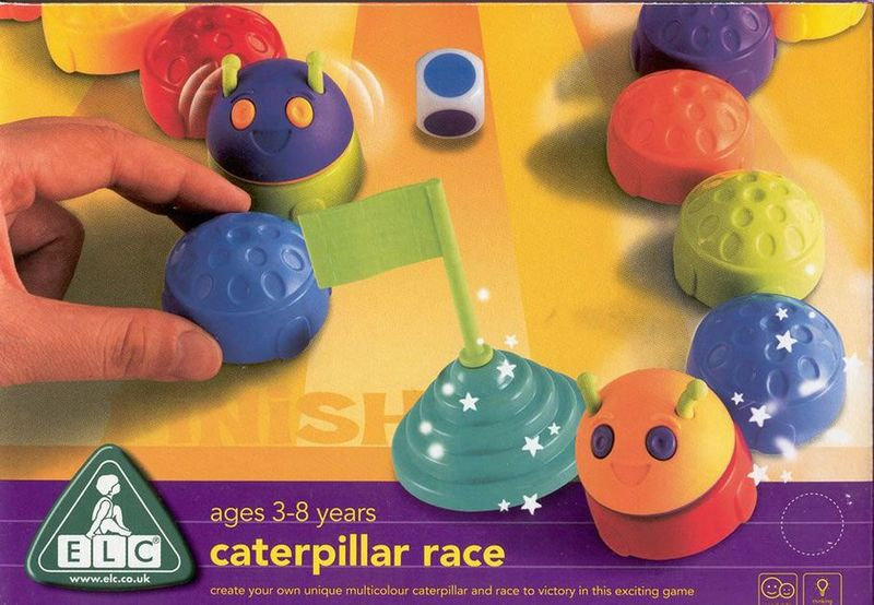 G2.360.5: CATERPILLAR RACE