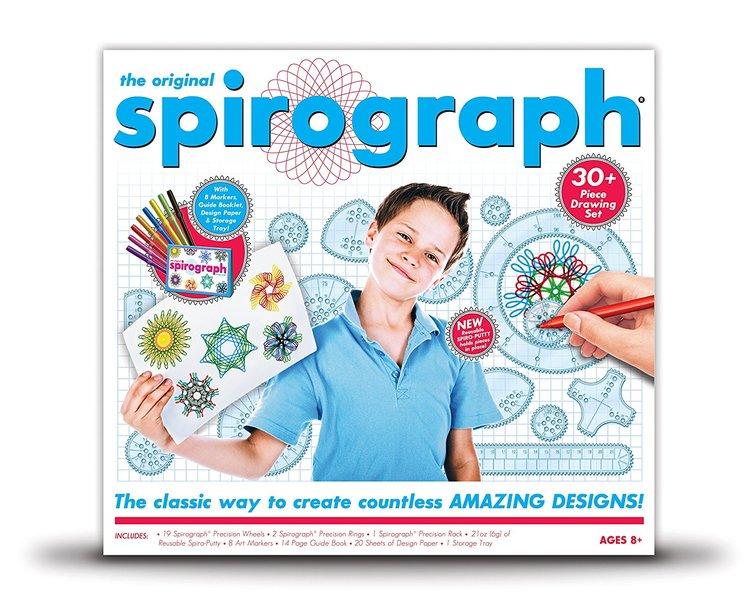 F1.052.2: SPIROGRAPH