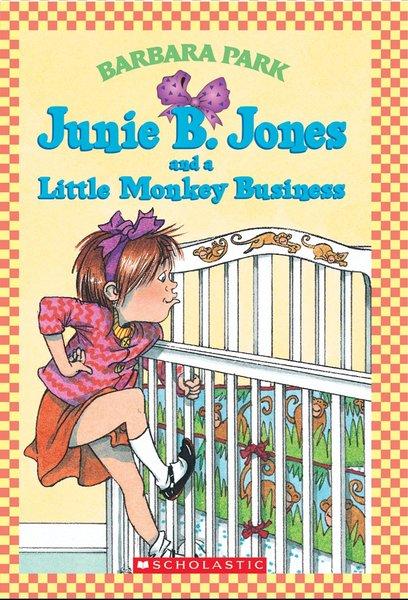 E3.402.2: Junie B. Jones and a little Monkey Business