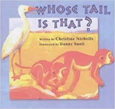 E3.005.1: WHOSE TAIL IS THAT