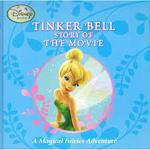 E3.357.1: TINKER BELL BOOK