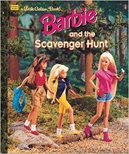 E3.413.2: BARBIE SCAVENGER HUNT