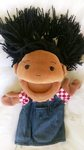 E2.112.34: GIRL FARMER PUPPET