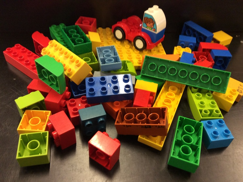C3.156.3: TUB of Assorted Lego