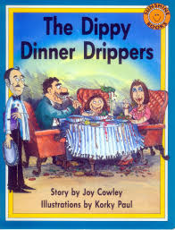 E3.020.10: LARGE BOOK- The Dippy Dinner Dripper