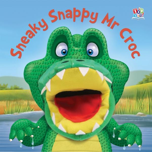e3.482.2: Sneaky Snappy Mr Croc