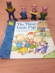 E3.840.1: Three Little Pigs with Characters