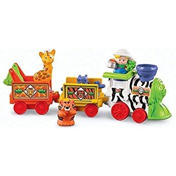 E2.884.1: Little People Animal Train