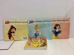 E3.004.1: 3x Disney Princess + Fairy Magic