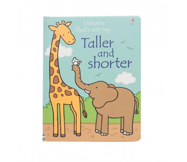 E3.011.1: That's not my... Taller and Shorter