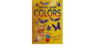 E3.032.1: Learn Your Colours Sparkle Book