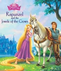 E3.045.1: Rapunzel and the Jewels of the crown