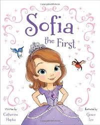 E3.046.1: Sofia the First- Book