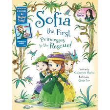 E3.046.2: Sofia the First- Princesses to the Rescue!