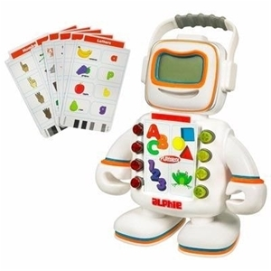 E3.201.1: ALPHIE THE LEARNING ROBOT