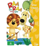 A6.002.9: RaaRaa the noisy lion- Gone Fishing
