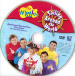 A6.002.10: Wiggles- Sailing around the world DVD