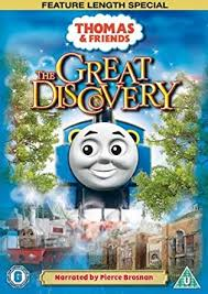 A6.002.12: THOMAS & FRIENDS THE GREAT DISCOVERY DVD