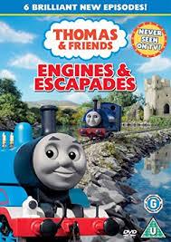 A6.002.13: THOMAS & FRIENDS ENGINES & ESCAPADES