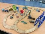 E2.416.1: Wooden Train Set