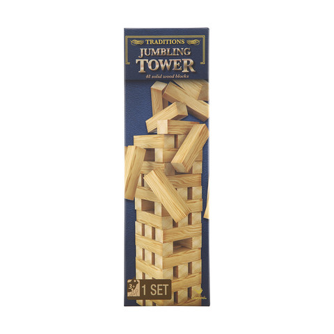 G1.087.4: Jumbling Tower
