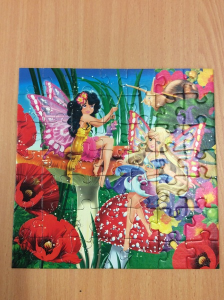 C2.021.2: Mythical Creatures Puzzle
