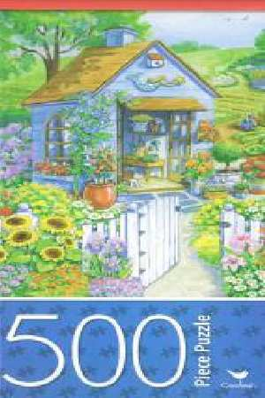C2.100.6: Green House Cottage Puzzle